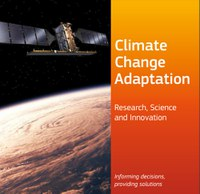 Booklet about research, science and innovation of EU projects on climate change adaptation.
