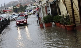 Flooding in Dolac