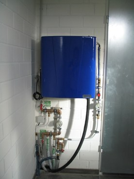 Rainwater use system
